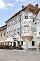 Radovljica Linhart square Vidic-house 16082012 511.jpg