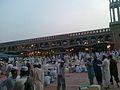 Raiwind Markaz Mosque Courtyard.jpg