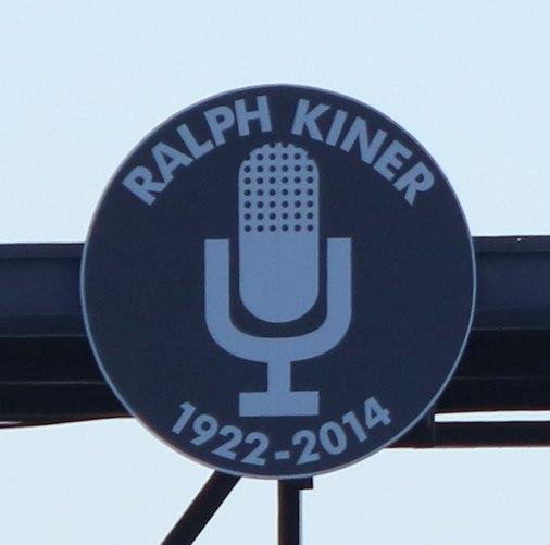 Ralph Kiner retirement microphone