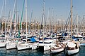 Rambla de Mar, Barcelona, Spain - panoramio.jpg