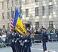 Randolph-Macon Acad color guard Pat day 67 jeh.jpg
