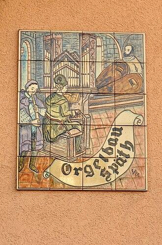 Gerold Späth - Späth Orgelbau, Giessi in Rapperswil