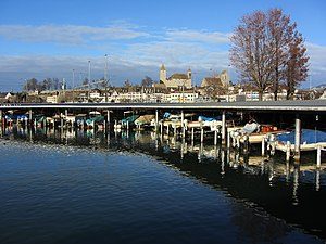Rapperswil - Obersee Hafen - Holzbrücke 2011-12-25 14-37-16 (SX230HS).JPG