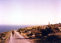 Ras biada Israel army patrol in South lebanon.jpg