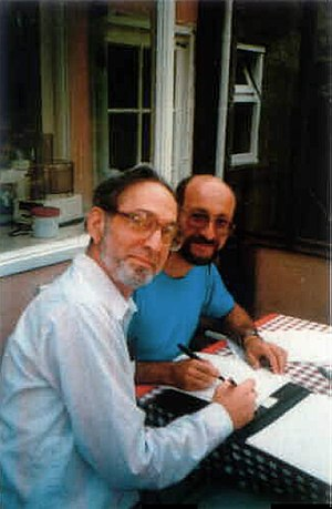 Post-normal science - Jerome Ravetz and Silvio Funtowicz, circa 1988, at Sheffield