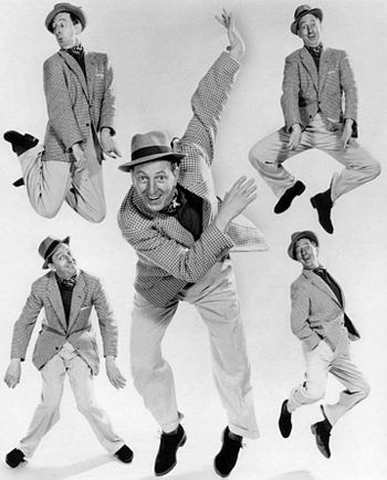 Promotional photo of Ray Bolger from the telev...