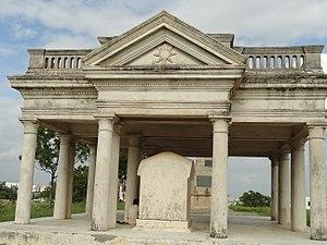 Michel Joachim Marie Raymond - Michel Raymond's tomb