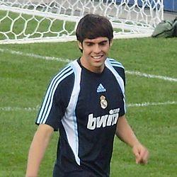 اللاعب ريكاردو ايزيكسون (كاكا)