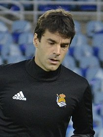 Xabi Prieto was a key player as the top goalscorer as Real Sociedad finished in the 21st century