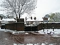 "Rear of ""The Robin Hood"" on a snowy Sunday - geograph.org.uk - 754099.jpg"