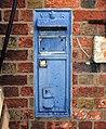 Redundant Victorian Post Box - geograph.org.uk - 1691264.jpg