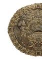 Reliefbroderi, 1640-tal cirka - Livrustkammaren - 108150.tif