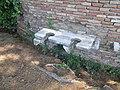 Remains of Public Latrine, Ostia Antica (9089868266).jpg