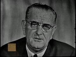 Bestand:Remarks upon Signing the Civil Rights Bill (July 2, 1964) Lyndon Baines Johnson.theora.ogv