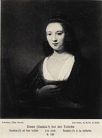 Rembrandt - Saskia before a mirror.jpg