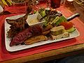 Repas au Barbu - Toulouse - Plat principal - 2013-02-23- P1540982.jpg