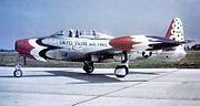 Republic F-84G-26-RE Thunderjet 51-16719