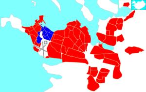 Miðborg - Image: Reykjavík map (D02 Miðborg)