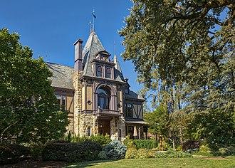 Beringer Vineyards - Rhine House