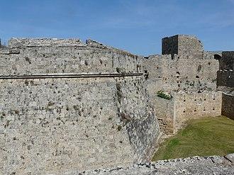 Siege of Rhodes (1522) - Image: Rhodos 186