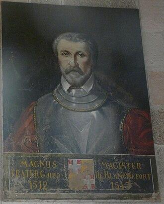 Guy de Blanchefort - Image: Rhodos 449