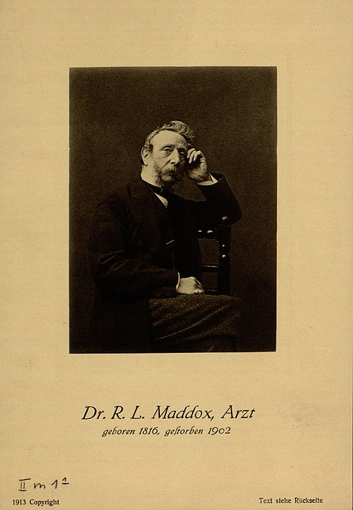Richard Leach Maddox (HeidICON 33547)