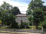 Richard Sayles House, Uxbridge, MA