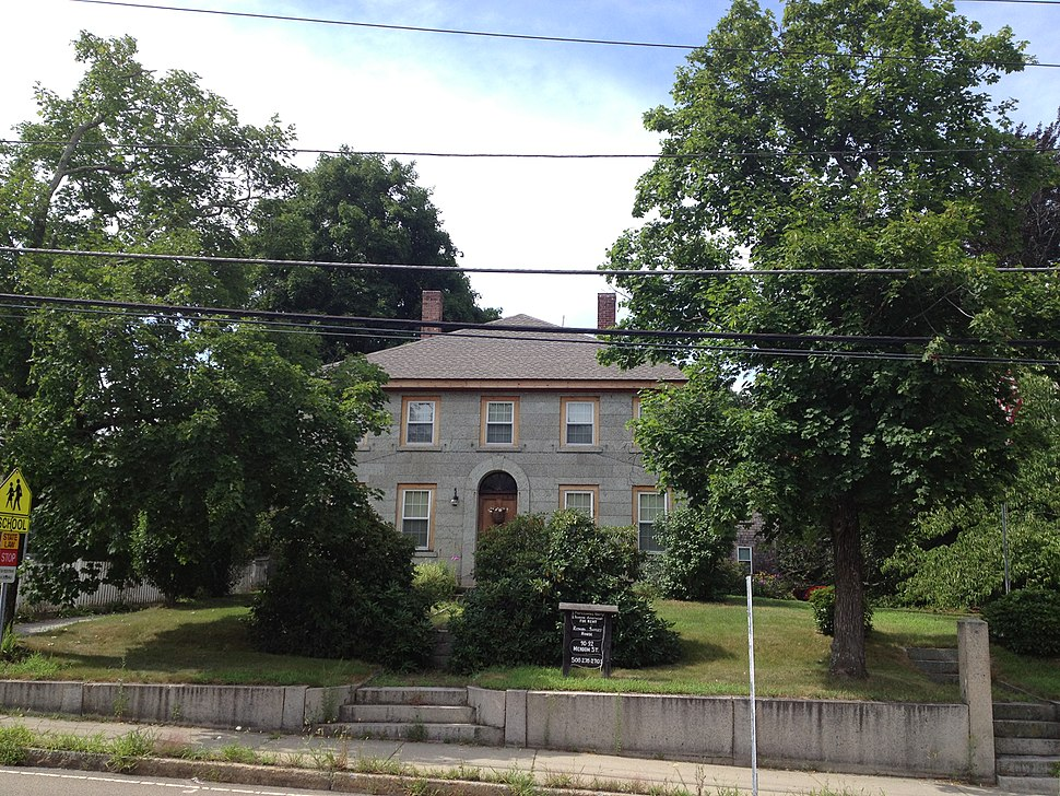 Richard Sayles House, Uxbridge, MA