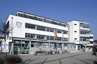Riedstadt - Town hall