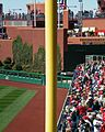 Right Field foul pole at Citizens Bank Park (2371417601).jpg