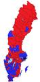 Riksdagsval 2006 kommun.png
