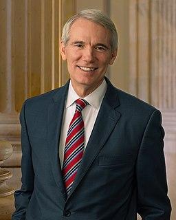 Rob Portman United States Senator from Ohio