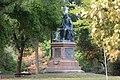 Robert Burns Statue in Albany, New York.jpg