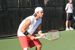 Robert Kendrick at the 2008 Legg Mason Tennis Classic.jpg