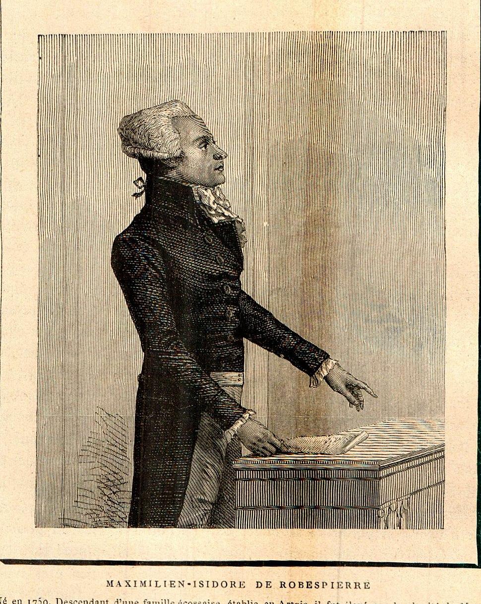 Robespierre tribun
