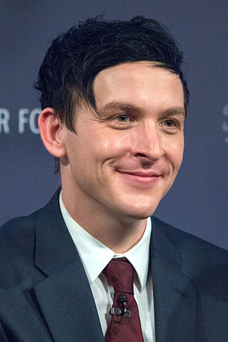 Penguin (character) - Image: Robin Lord Taylor at NY Paley Fest 2014 for Gotham