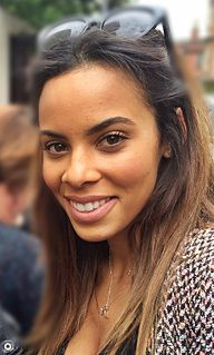 Rochelle Humes English singer and television presenter