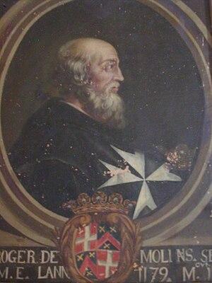 Roger de Moulins - Roger de Moulins