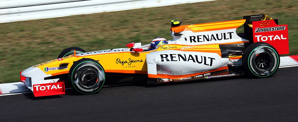 Romain Grosjean 2009 Japan 1st Qualify
