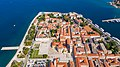 Roman Forum in Zadar, Croatia with a view to The Greeting to the Sun (48607678941).jpg