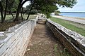 Roman Villa in the Bay of Verige, Brijuni Islands, Croatia (11268335004).jpg