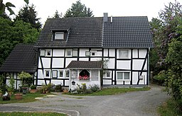 Höhe in Bergisch Gladbach