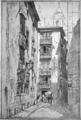 Roque Gameiro (Lisboa Velha, n.º 26) Travessa do Terreiro do Trigo 1.png