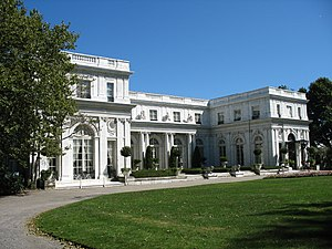 Stanford White - Rosecliff in Newport, Rhode Island