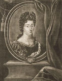 Rosine Elisabeth Menthe morganatic wife of Duke Rudolf August of Brunswick-Wolfenbüttel
