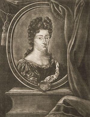 Rosine Elisabeth Menthe - Rosine Elisabeth Menthe, 1686
