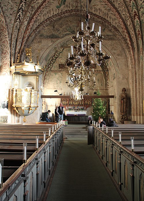 Arkeologisk kontroll, Roslags-Bro kyrka, Roslags-Bro socken