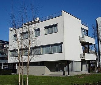 Johannes Brinkman - Sonneveld House, Rotterdam