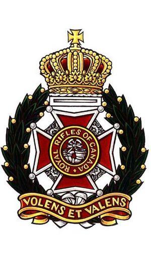 Royal Rifles of Canada - Image: Royal Rifles of Canada