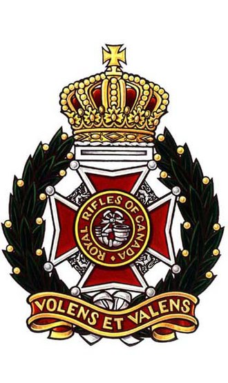 Royal Rifles of Canada - Image: Royal Rifles of Canada